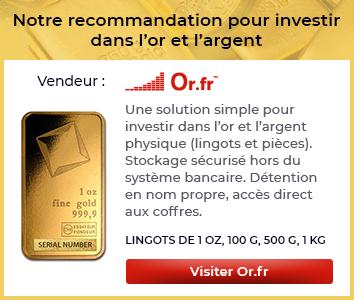Notre recommandation pour investir dans l'or et l'argent - Goldbroker.com
