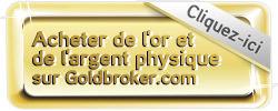 Acheter de l'or et de l'argent physique sur Goldbroker.com
