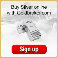 Buy silver online with Goldbroker.com
