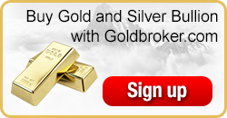 Buy gold and silver bullion with Goldbroker.com