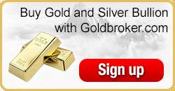 Buy gold and silver bullion with Goldbroker.com