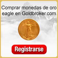 Comprar monedas  de oro American Gold Eagle en Goldbroker.com