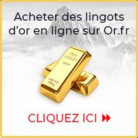 Acheter des lingots d'or en ligne sur Goldbroker.com