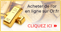 Acheter de l'or - Or.fr