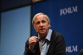 Ray Dalio: World Has Gone Mad With So Much Free Money, the System Is Broken