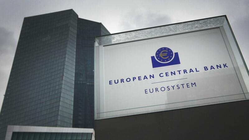 ECB Offers €1.3tn at -1% to Rescue European Banks