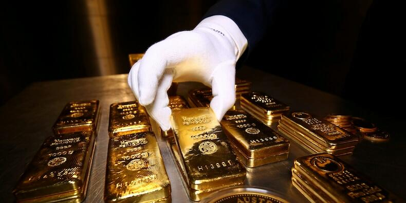 Goldman Sachs: The Gold Rally Is Just Getting Started
