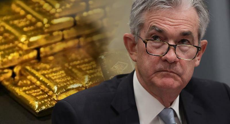 Gold is Laughing at Powell