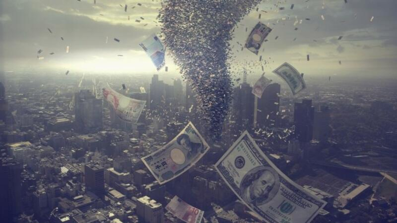 Global Debt From $300 Trillion To $2 Quadrillion In Next 5-10 Years