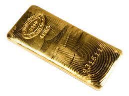 Lingote de Oro  1 kilogramo - Johnson Matthey