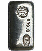 1000 ounces  Silver Bar - Comptoir Lyon-Alemand