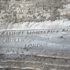 1000 ounces  Silver Bar - Samuel Montagu & Co Ltd