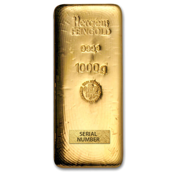 Buy 1 Kilogram Gold Bullion Bar Buy Gold Online