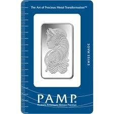 500 grams fortuna Silver Bar - PAMP