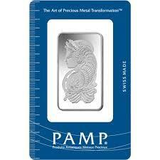 500 grams fortuna Silver Bar - PAMP