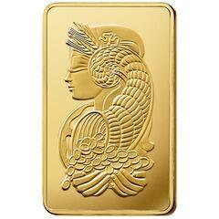 500 grams fortuna Gold Bar - PAMP