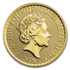 1 ounce Gold Britannia - Roll of 10 - 2020 - The Royal Mint
