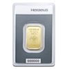 10 grams  Gold Bar - Heraeus