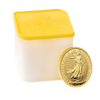 1 ounce Gold Britannia - Roll of 10 - 2021 - The Royal Mint