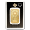 1 ounce  Gold Bar - Royal Canadian Mint