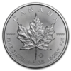 1 ounce Silver Maple Leaf - Monster box of 500 - 2019 - Royal Canadian Mint