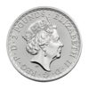 1 ounce Silver Britannia - Monster box of 500 - 2021 - The Royal Mint