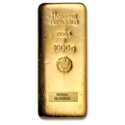 1 kilogram  Gold Bar