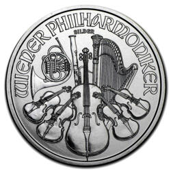 Moneda de Plata Philharmonic 1 onza - Monsterbox de 500 - 2016 - Austrian Mint
