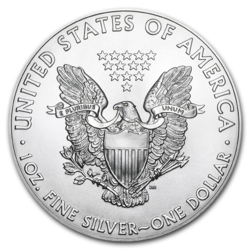 1 ounce Silver American Eagle - Monster box of 500 - 2019 - US Mint