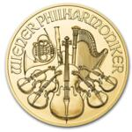 1 ounce Gold Philharmonic - Roll of 10 - 2020 - Austrian Mint