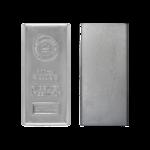 100 ounces  Silver Bar - Royal Canadian Mint