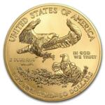 1 ounce Gold American Eagle - Roll of 10 - 2021 - US Mint