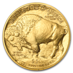 1 ounce Gold Buffalo - Roll of 10 - 2020 - US Mint