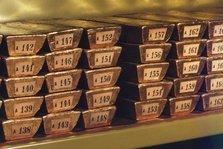 Manipulation du marché de l'or et sujets connexes Reserves-or-allemagne
