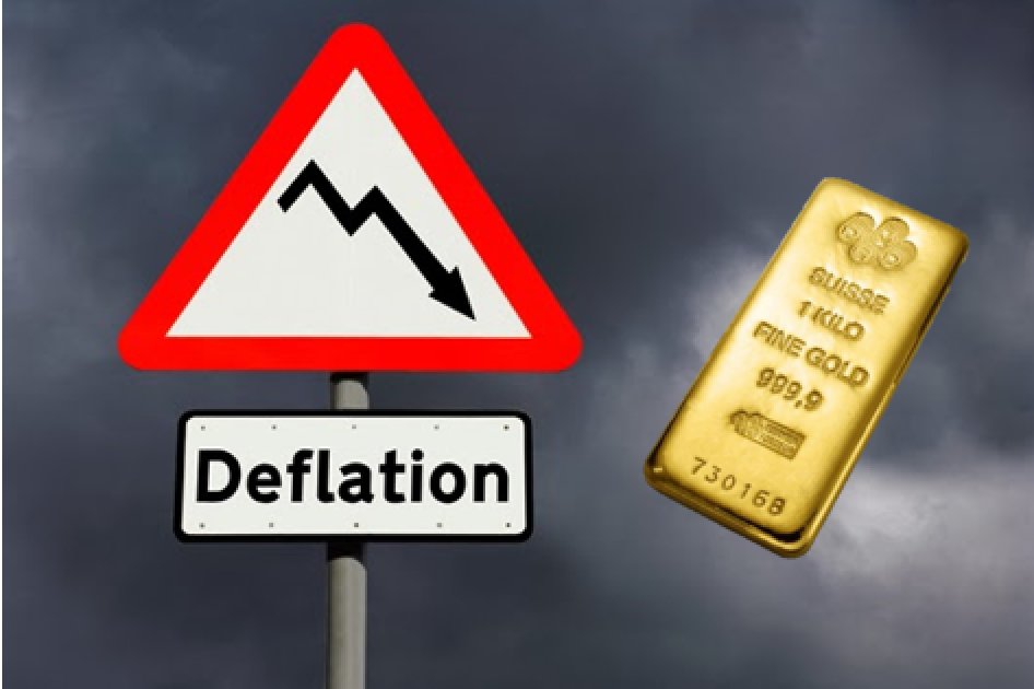 Gold and Deflation